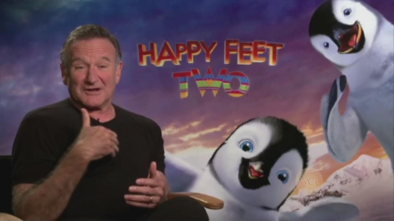 Robin Williams interview on Windy City Live in 2011