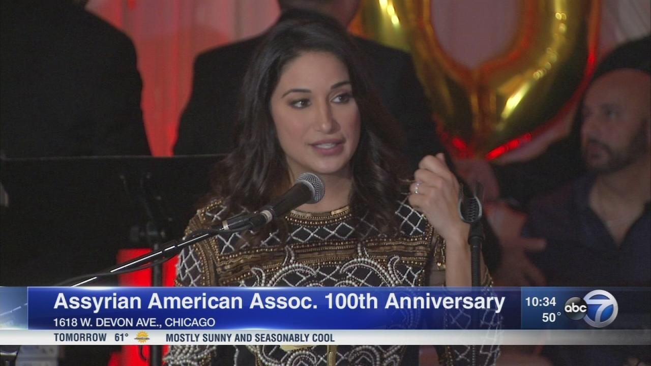 Assyrian American Assn celebrates 100th anniversary