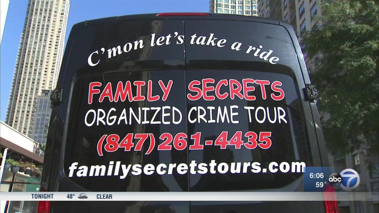 Family secrets mob tour riles gangland victims