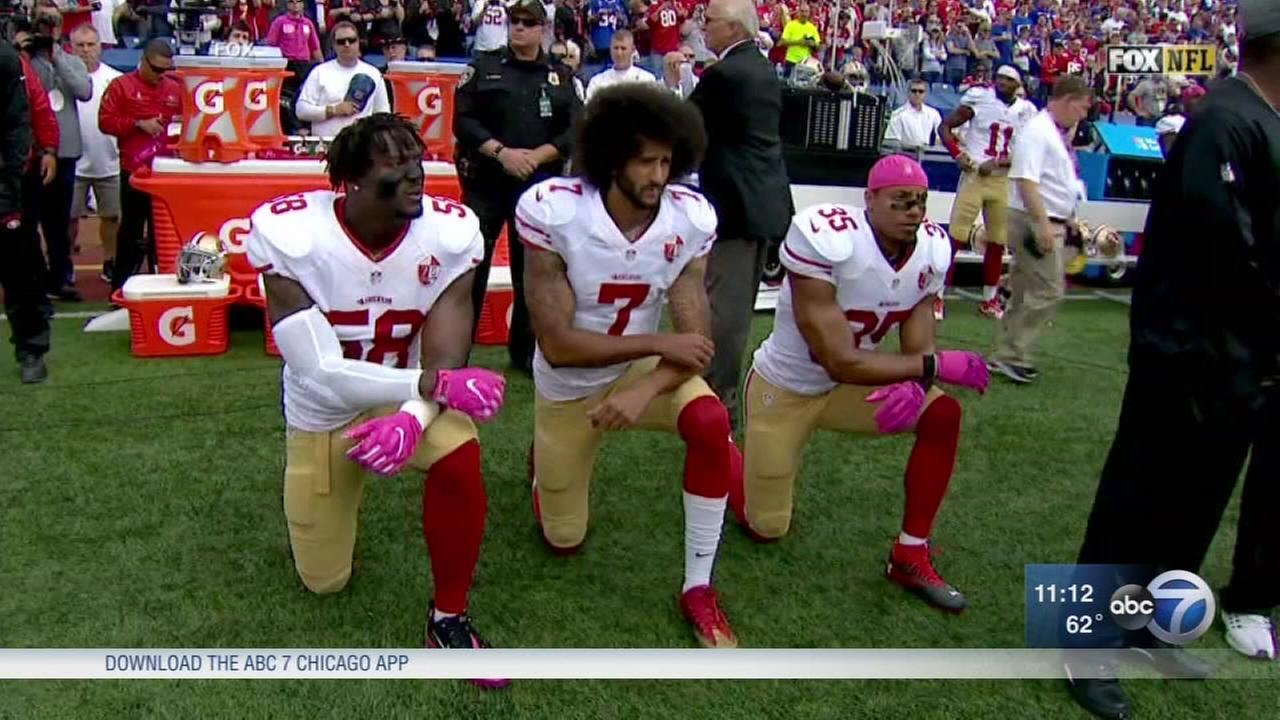 NFL owners to meet, discuss national anthem