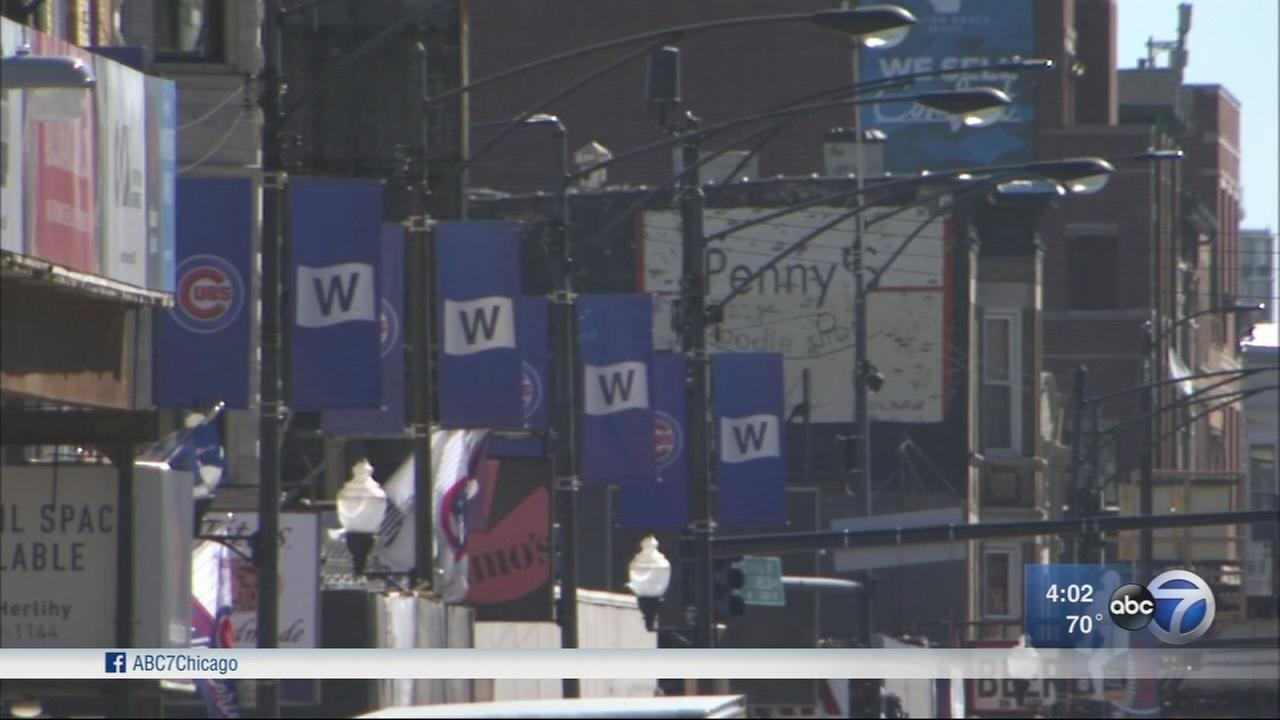 Wrigleyville gets ready for NLCS Game 3