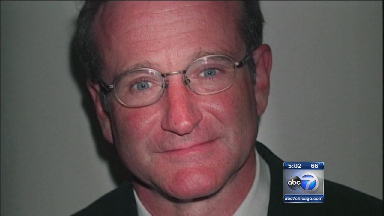 Robin Williams death highlights suicide awareness