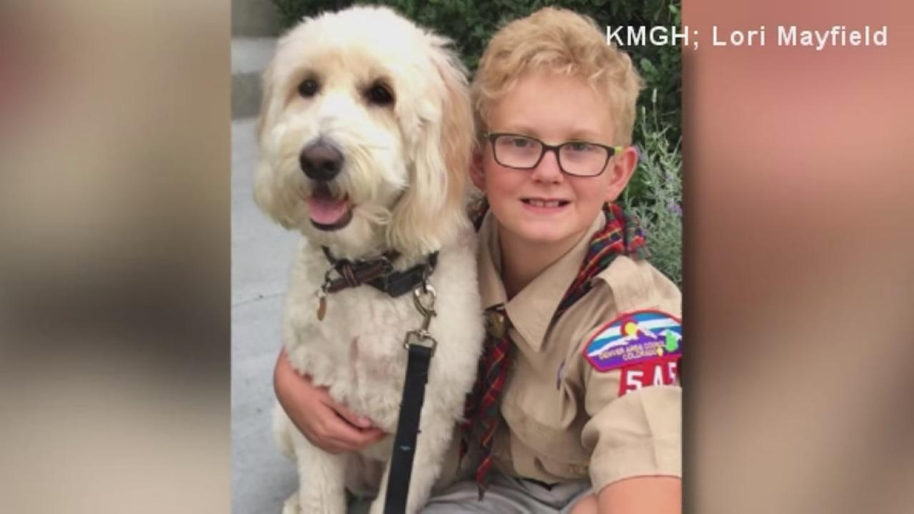 Cub scout kicked out after questioning state senator