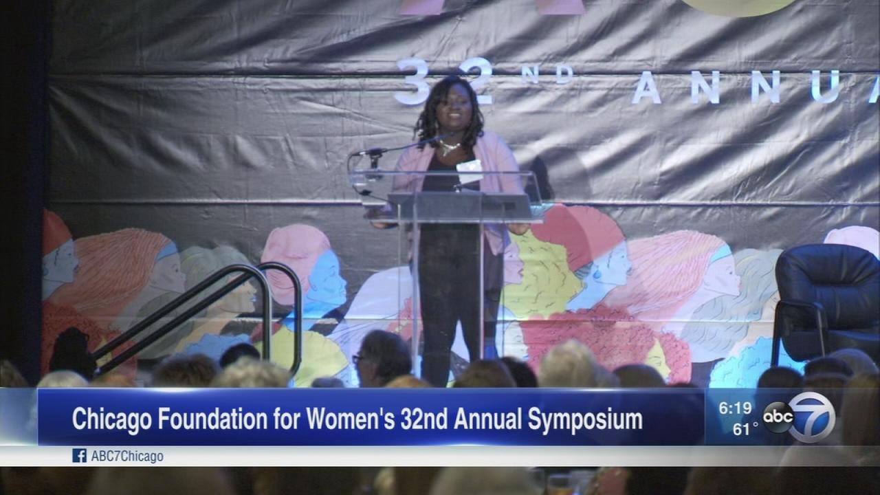 Chicago Foundation for Women Symposium held