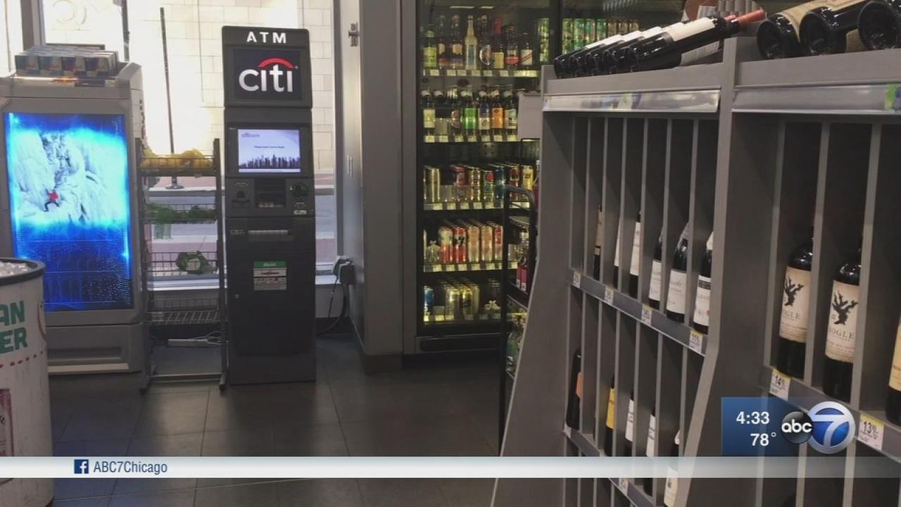 Skimmers found at ATMs in 3 Loop Walgreens stores