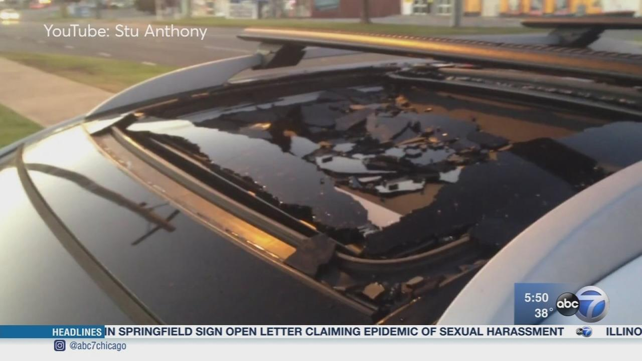 Consumer Reports: Tracking exploding sunroofs