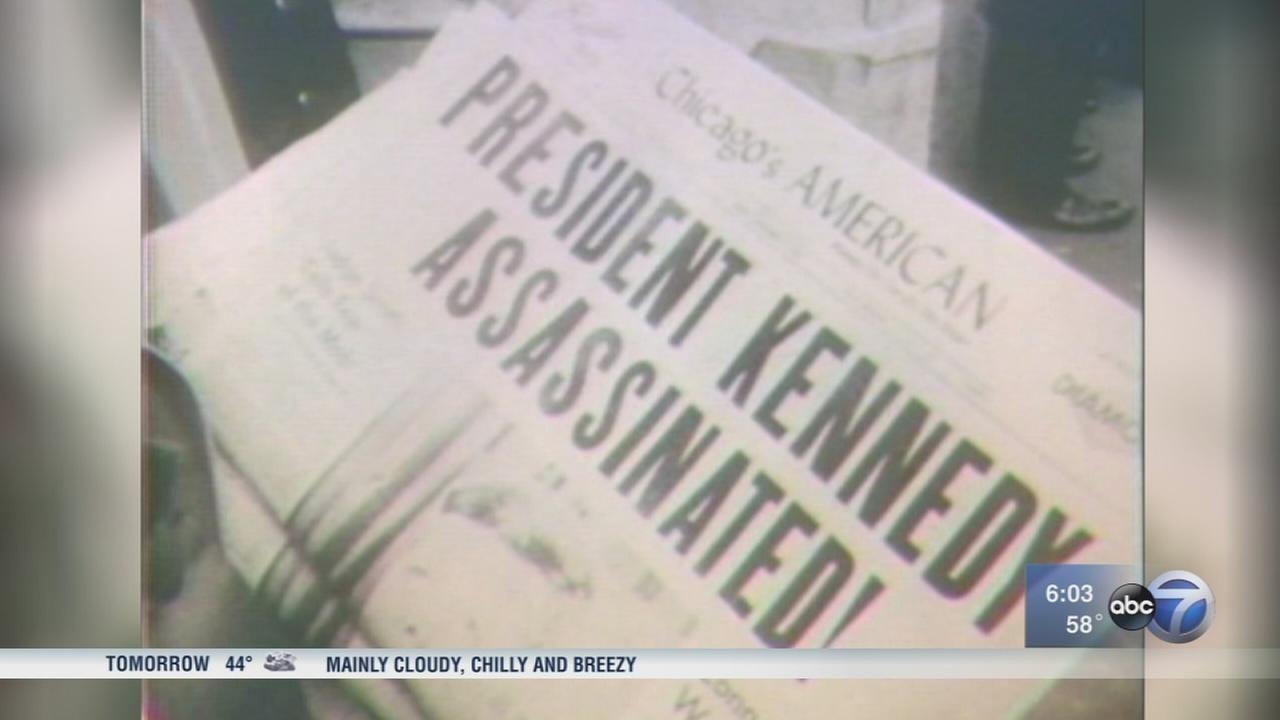 Some JFK  files to be kept secret for now