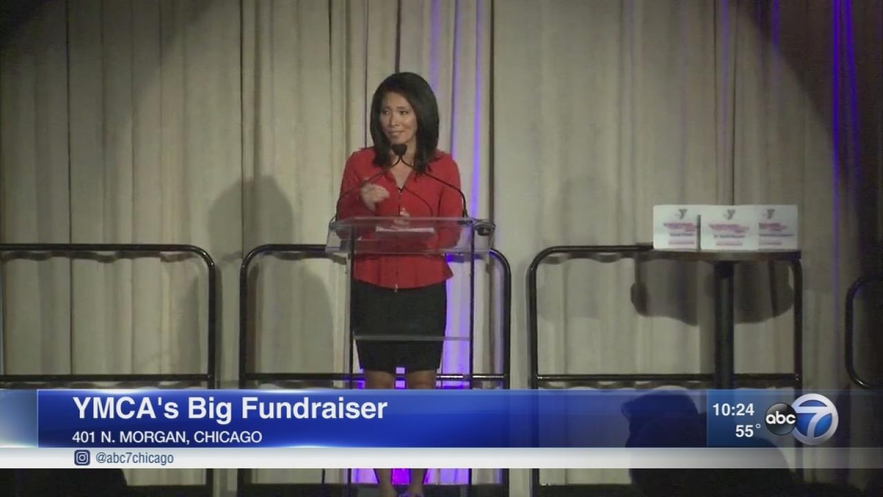 Judy Hsu hosts YMCA fundraiser