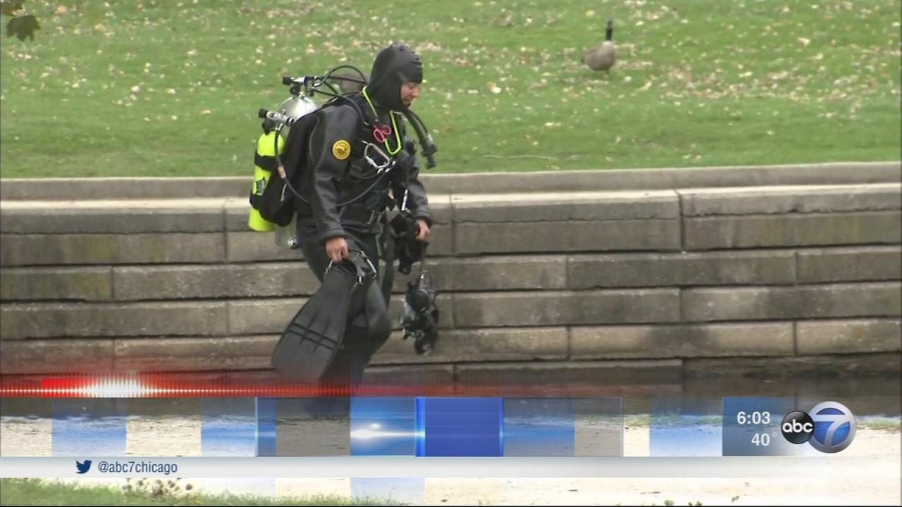 Suspected human remains found in Lincoln Park Lagoon