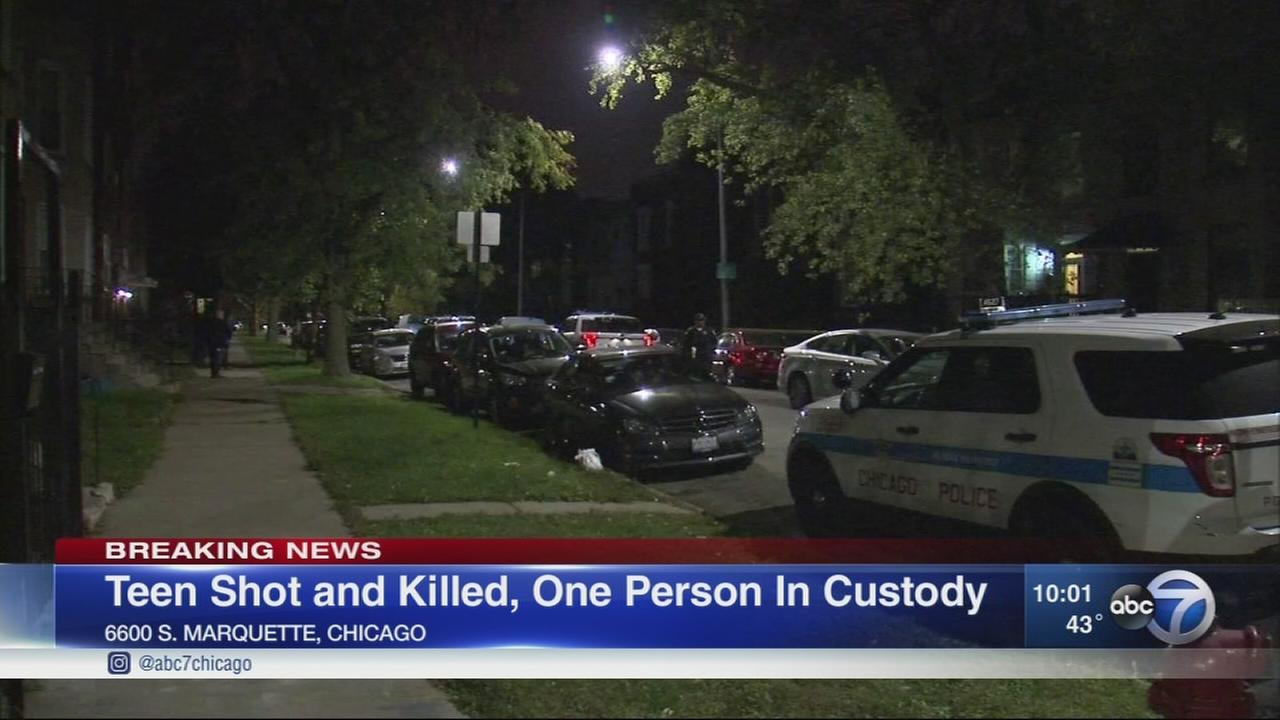 16-year-old girl accidentally shot, police say