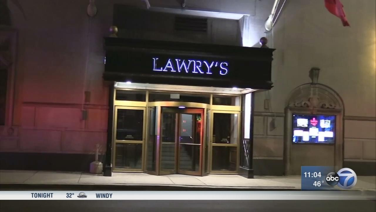 Former employee arrested after shooting at Lawry?s steakhouse