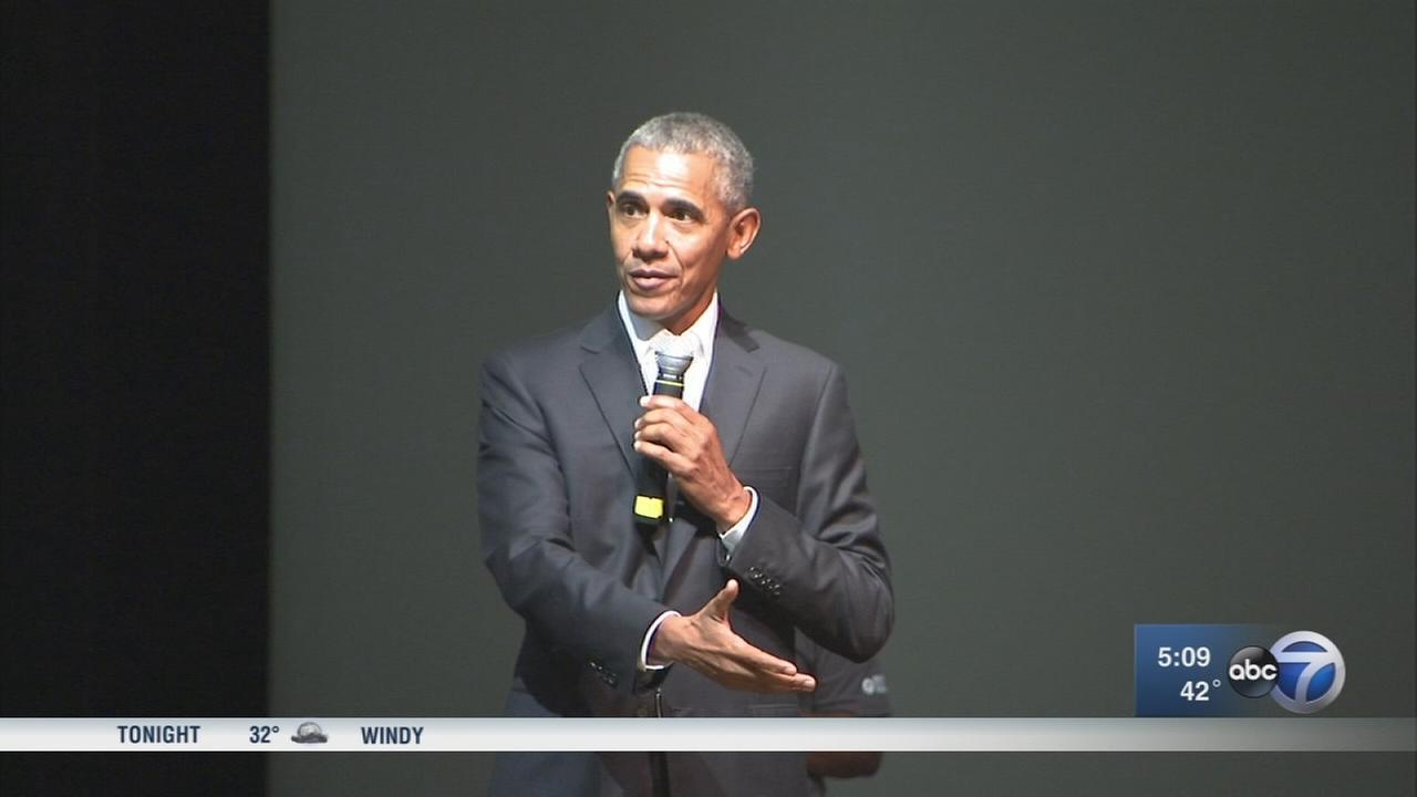 Obama Foundation Summit kicks off Tuesday