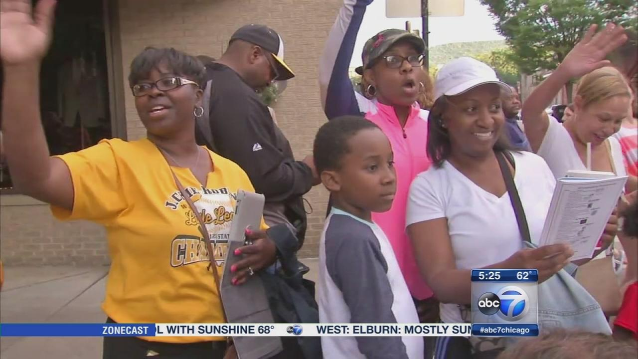 Game on for Jackie West Little League parents