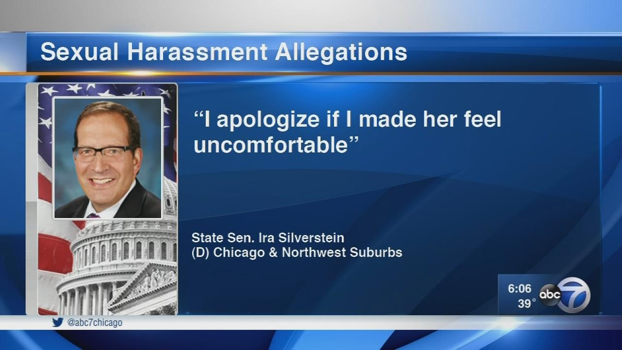 State senator from Chicago accused of sexual harrassment