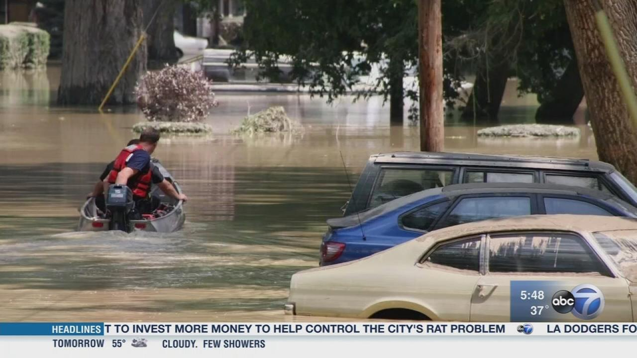 Consumer Reports: Beware of buying a flood-damaged car
