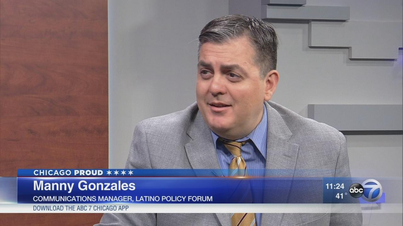 Latino Policy Forum breakfast features civil rights leader