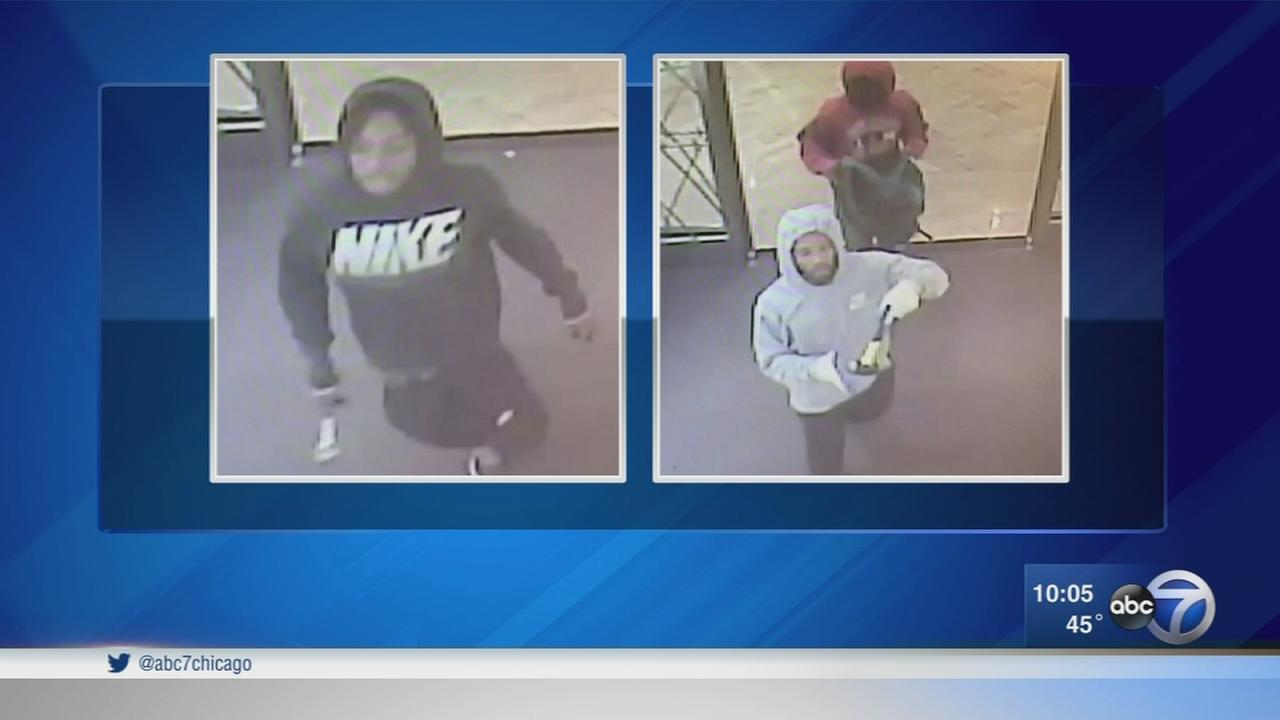 Thieves smash displays, steal watches at Mag Mile store for 2nd time