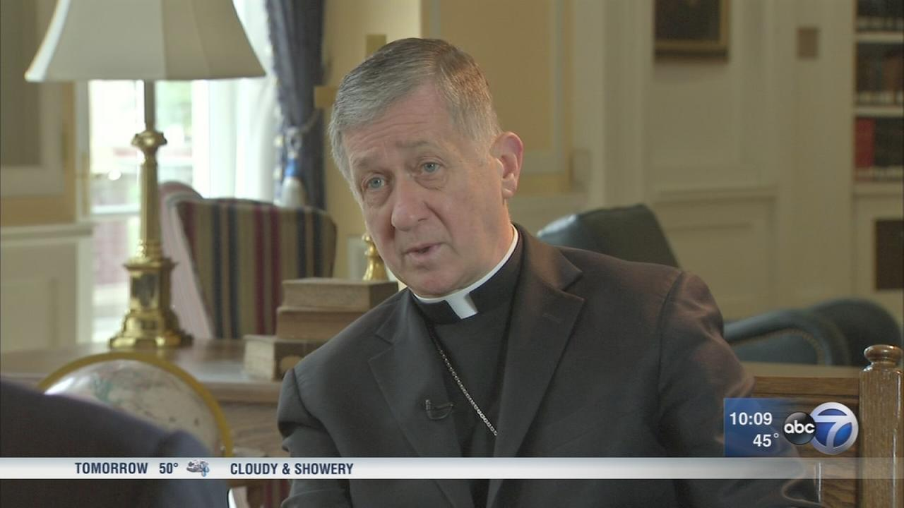 One-on-one with Cardinal Blase Cupich
