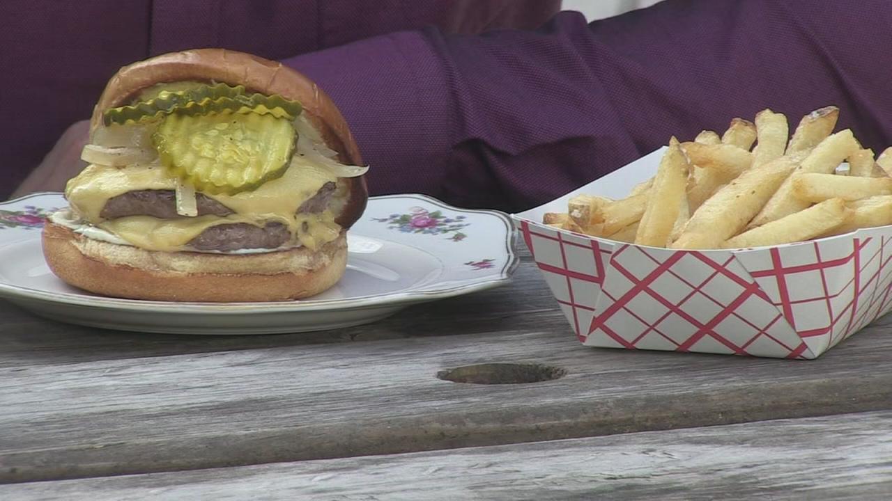 Extra Course: Burgers, fries at Flip Burger