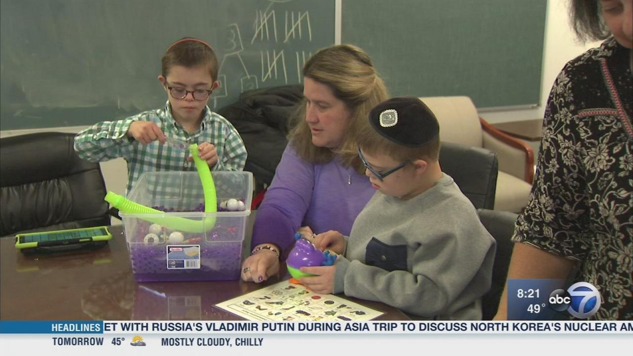 Tinley Park sisters create business for children with special needs