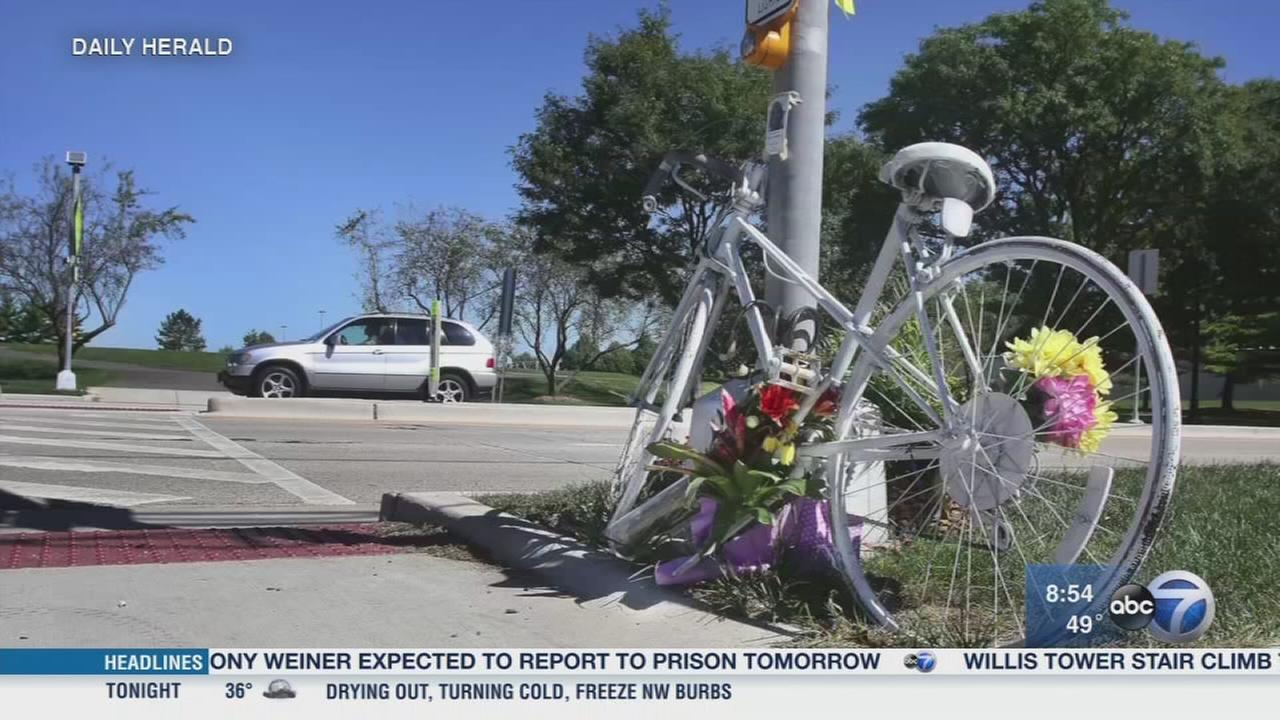 Daily Herald: Pedestrian, cyclist fatalities on rise in suburbs