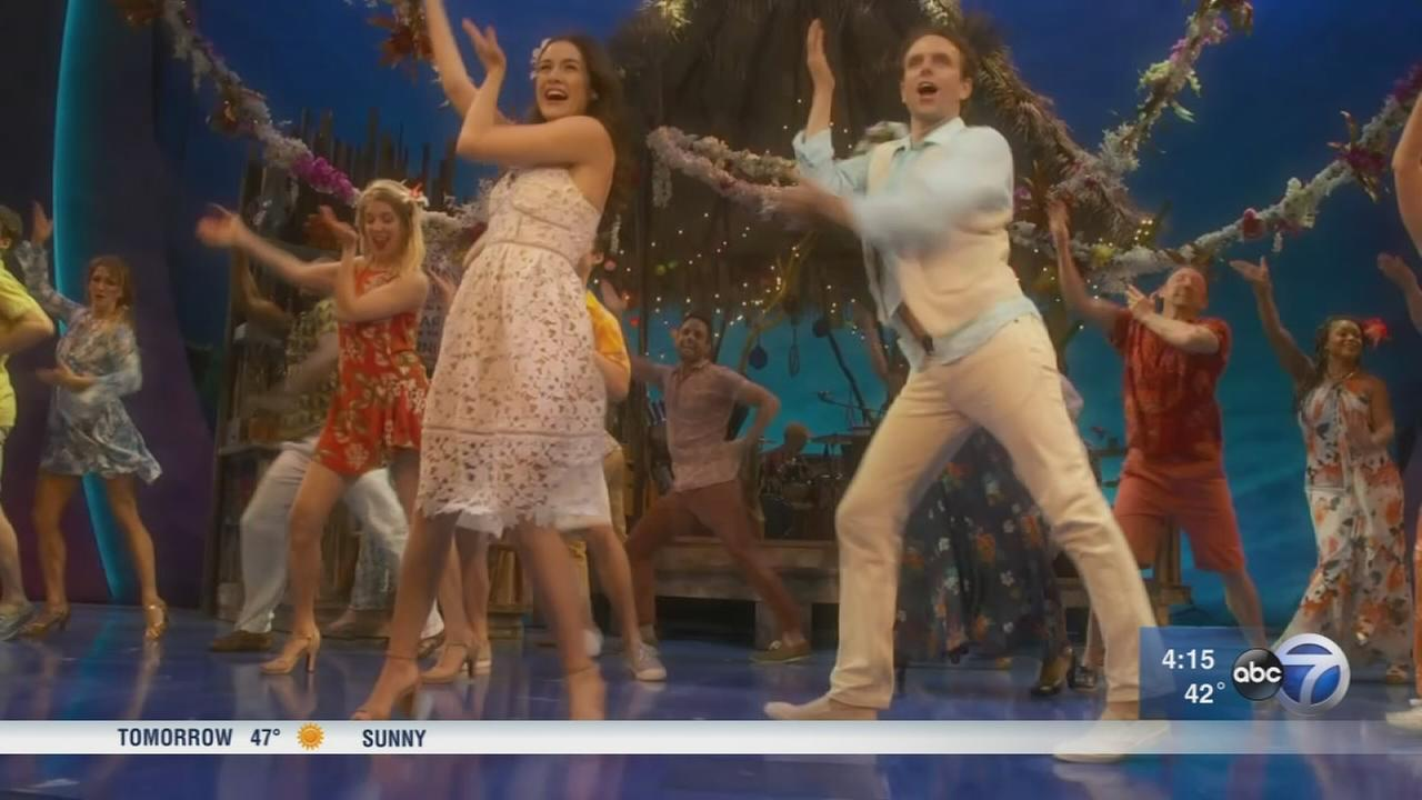 Jimmy Buffett musical to debut in Chicago