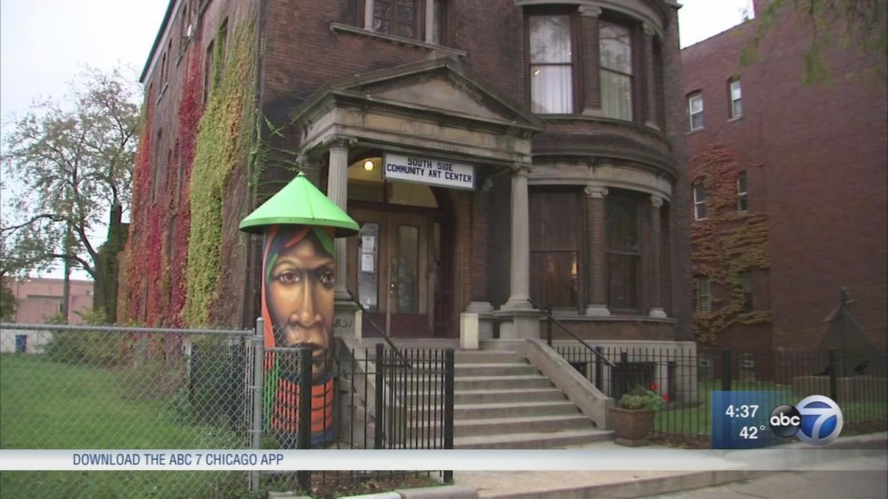 South Side Community Art Center named national treasure