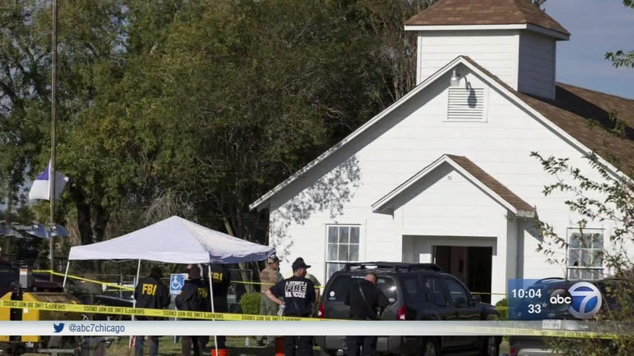 Texas church shooting: Gunman escaped from mental health center in 2012