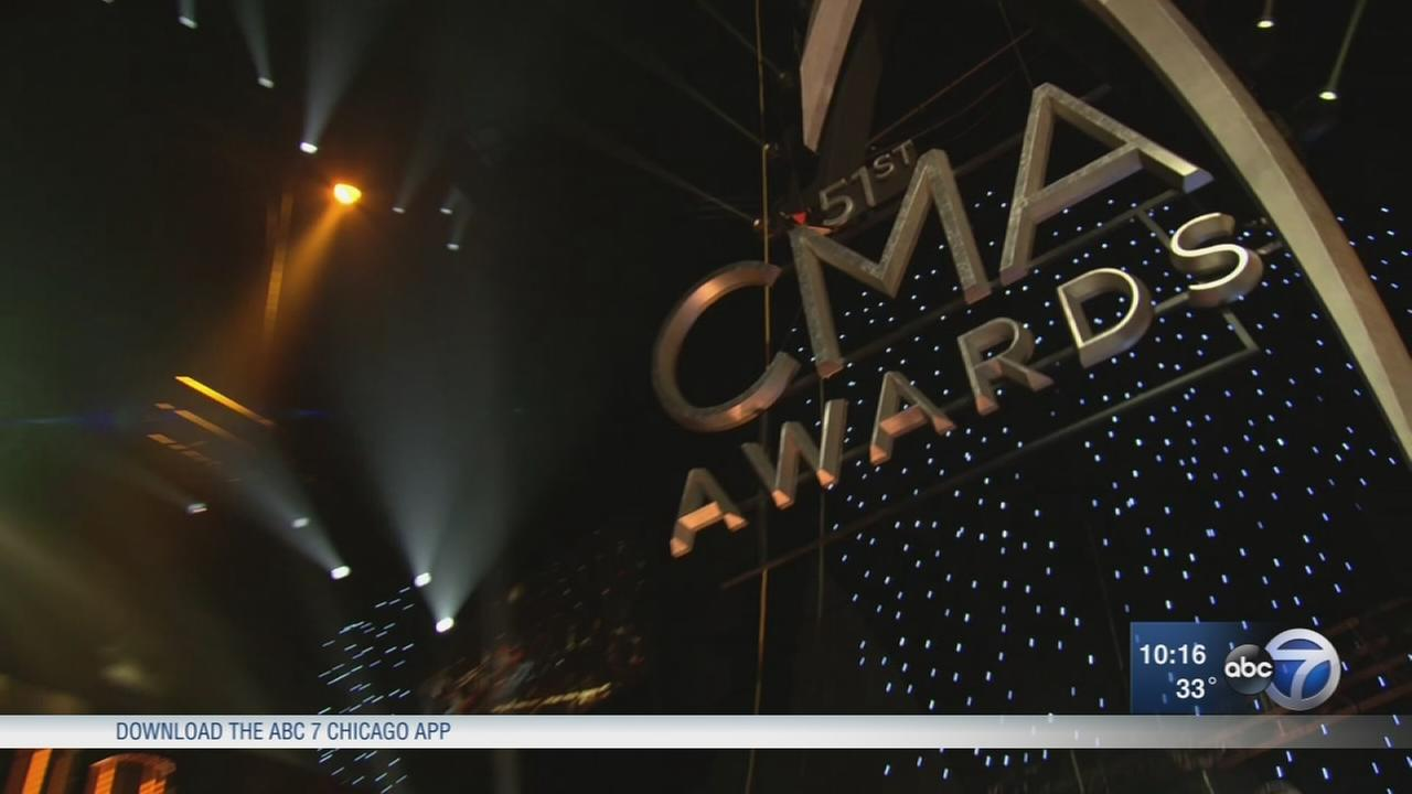 Tribute and triumph are the focus of the 51st annual CMA Awards