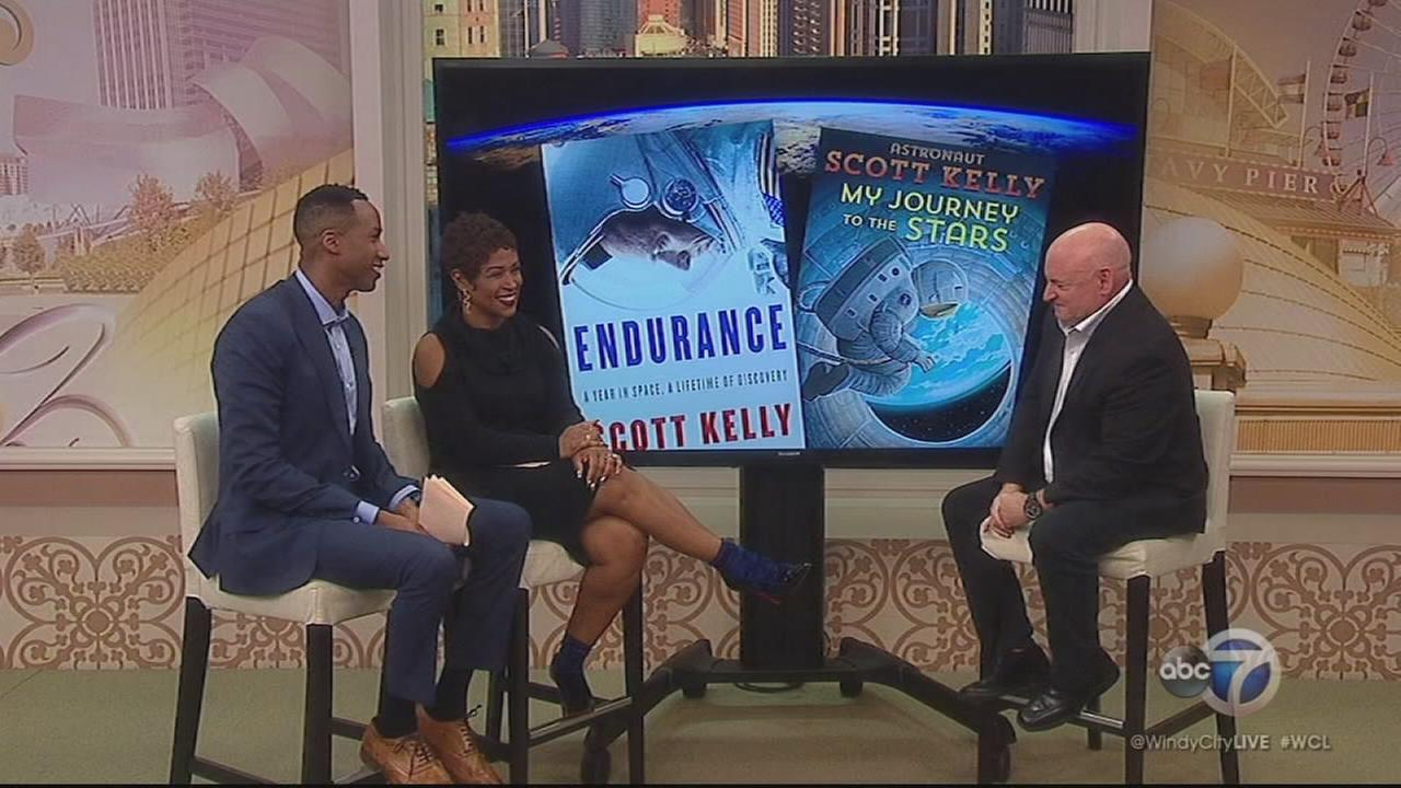 Astronaut Scott Kelly?s Book