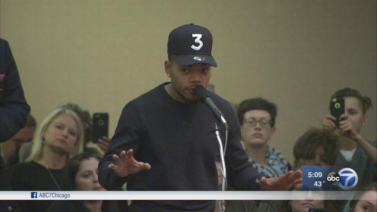 Chance opposes police, fire academy