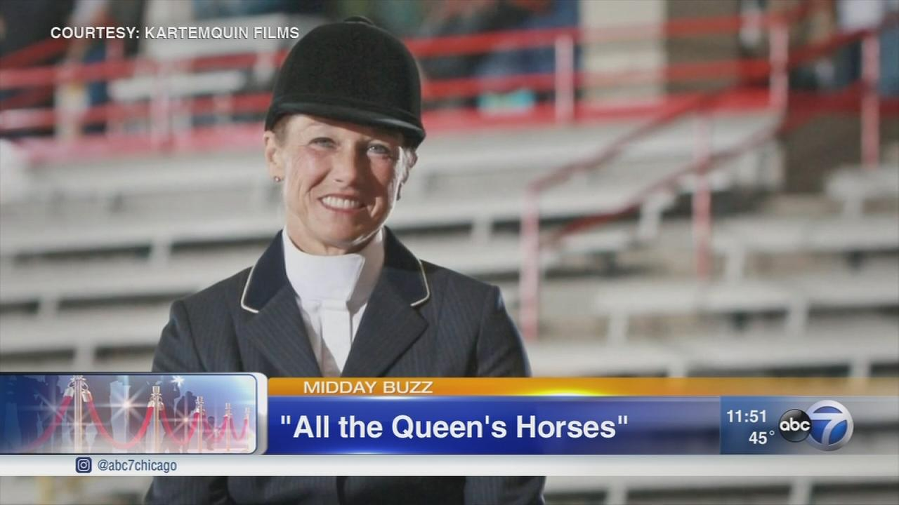 Director of All the Queens Horses stops by ABC 7