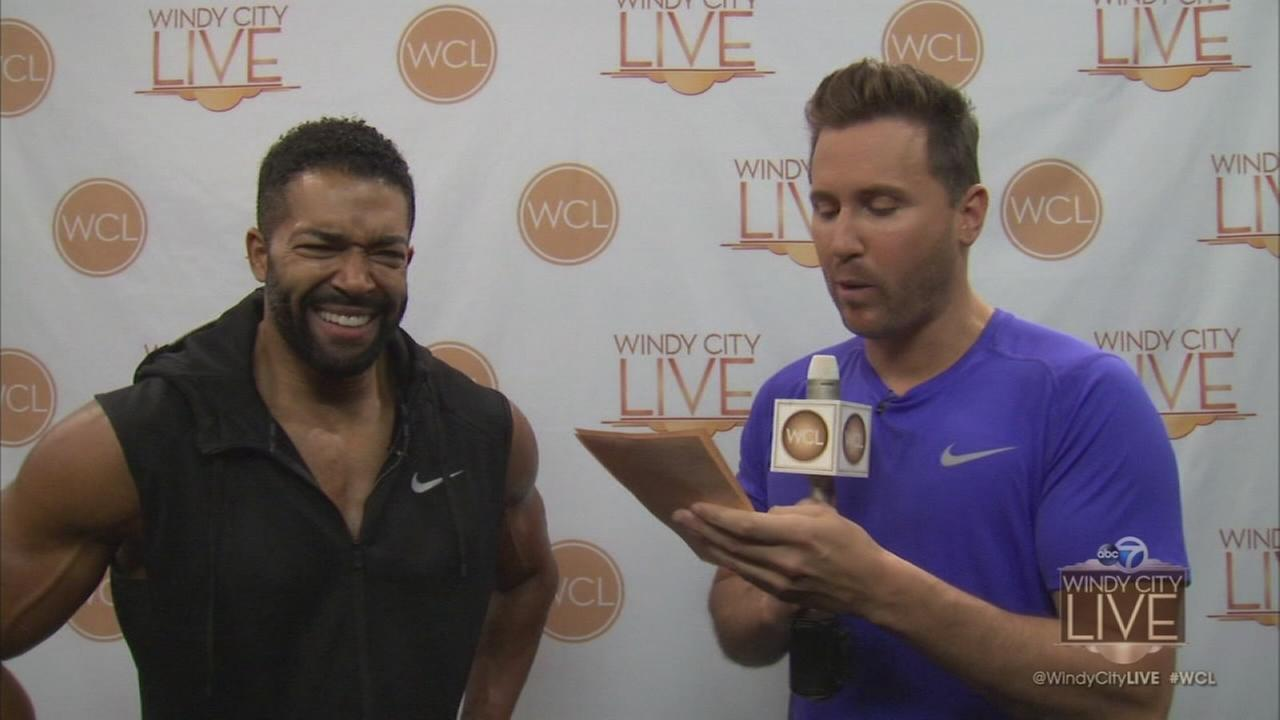 2 Minute Warning: David Otunga