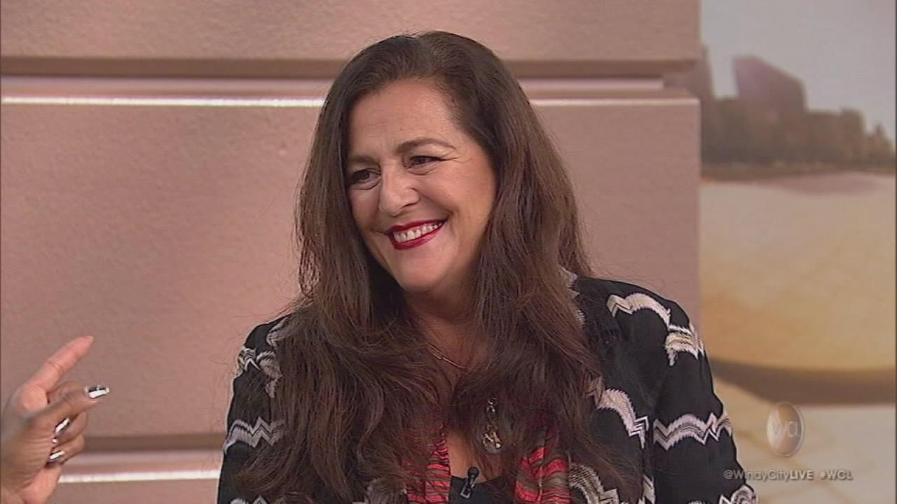 Angela Missoni stops by WCL