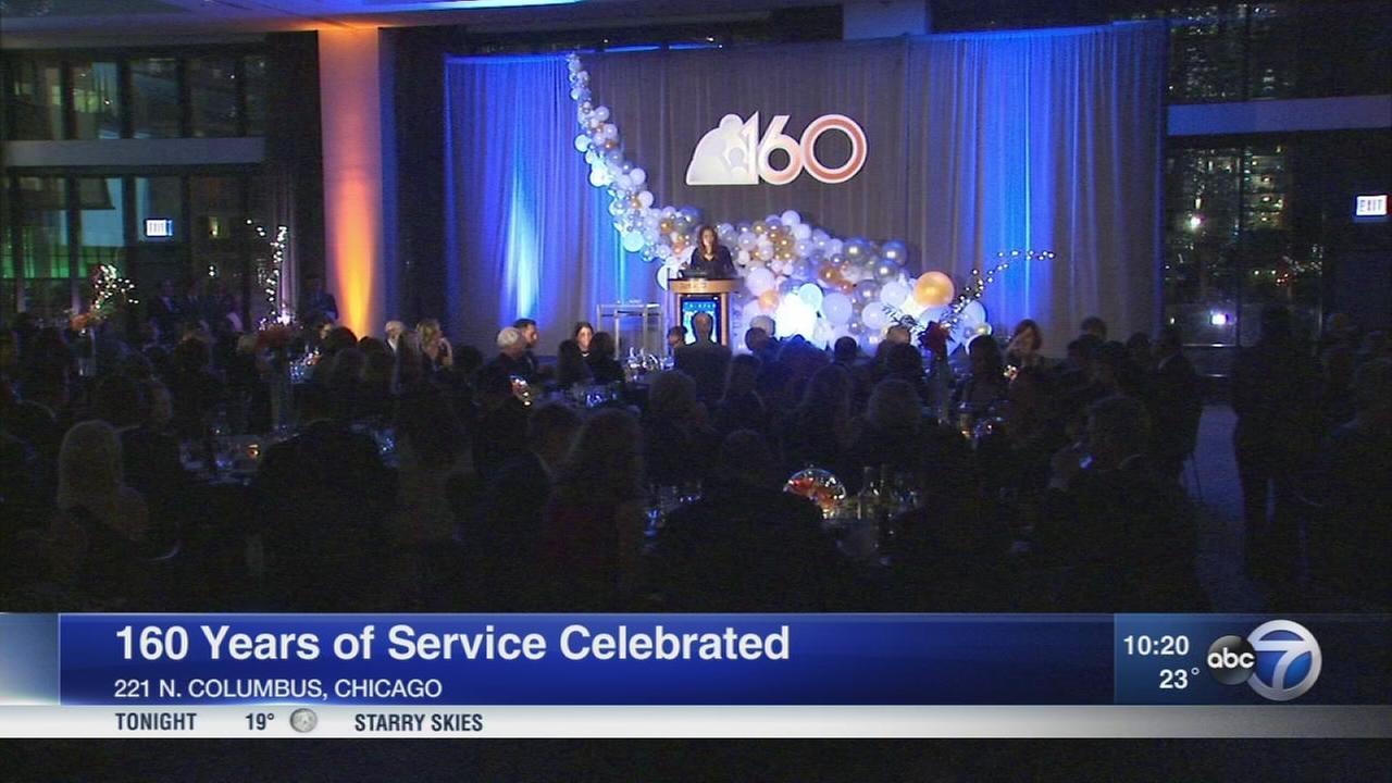Metropolitan Family Services celebrates 160 years