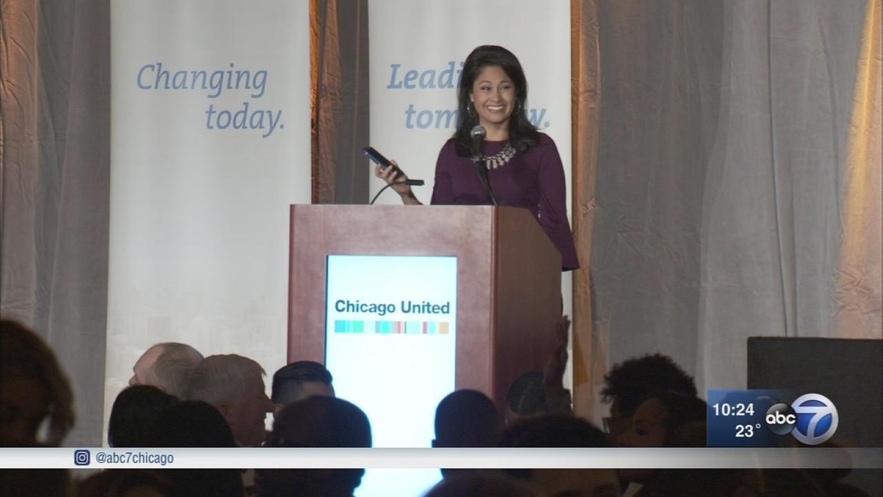 Chicago United Bridge Awards celebrate city?s diverse business community