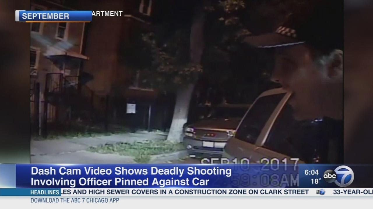 NW Side police shooting dashcam video released