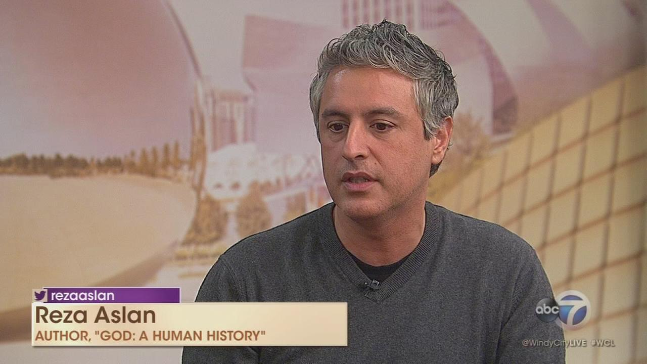 Author Reza Aslan to speak at Chicago Humanities Festival
