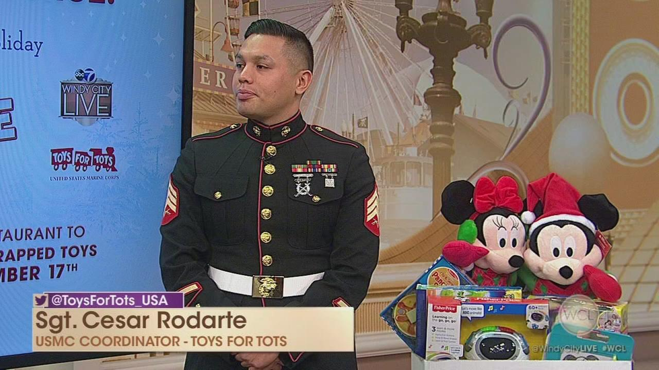 2017 ABC 7 Holiday Toy Drive Presented By IHOP