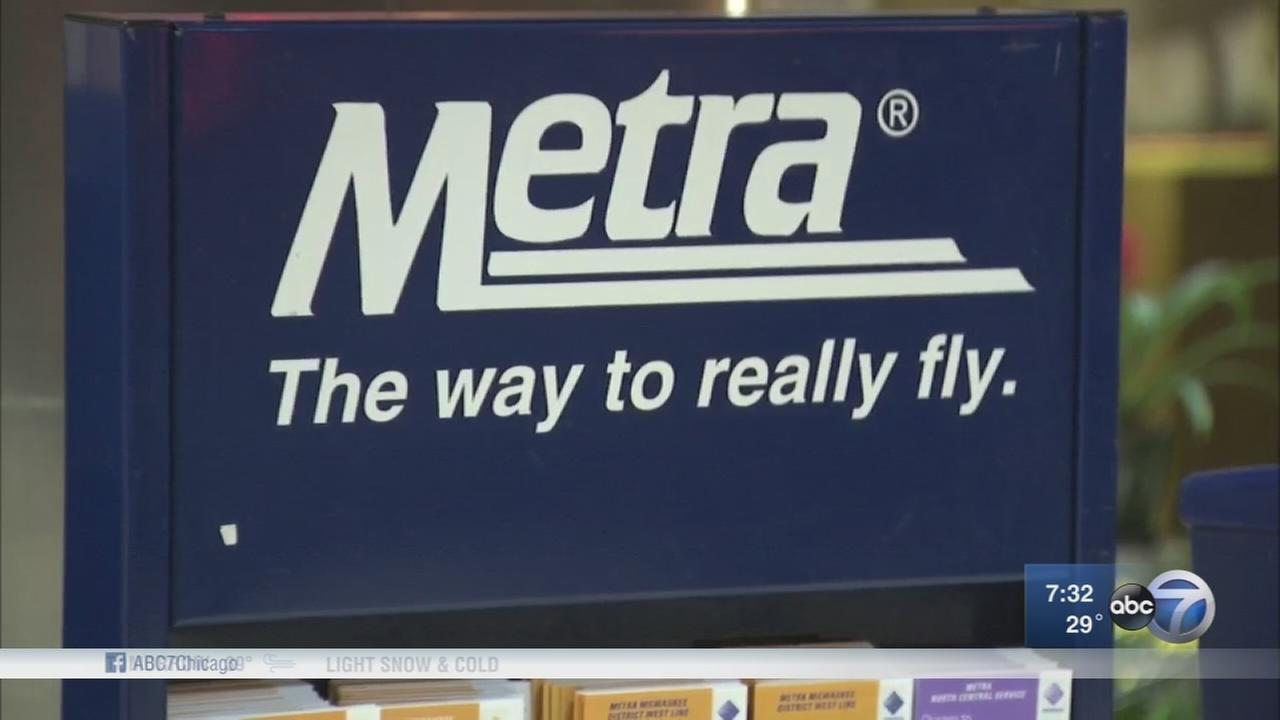 Metra fare hike, service cuts coming in 2018