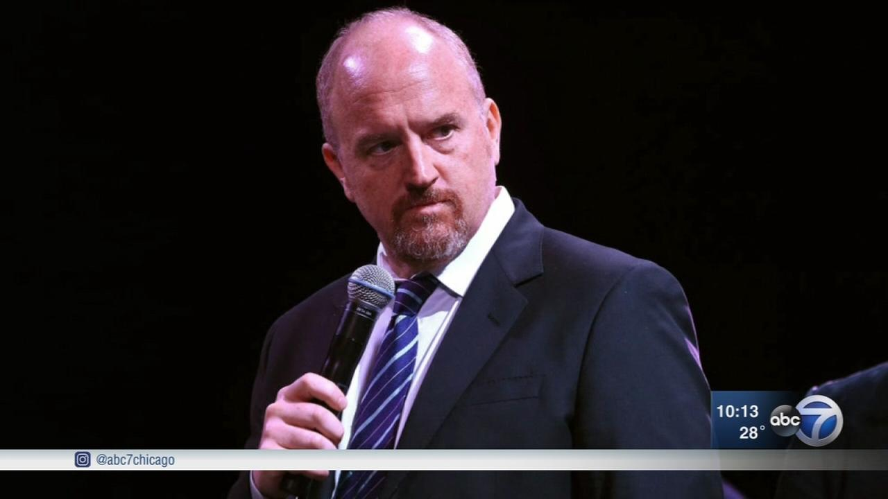 Louis C.K. says sexual misconduct accusations are true