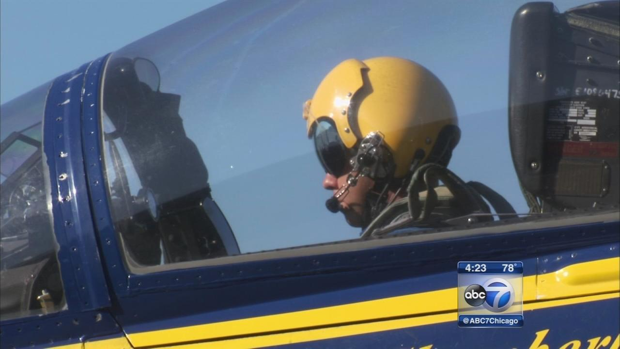 Blue Angels pilot from IL