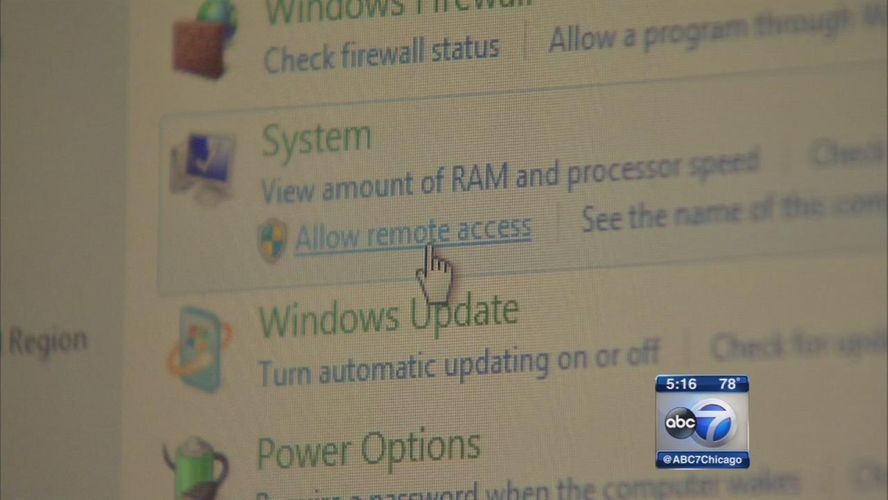 I-Team: Remote Access Scam