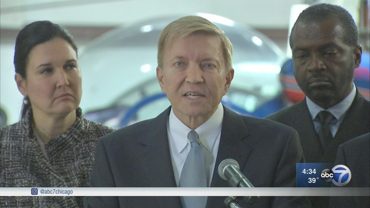 Former Alderman Bob Fioretti running for Cook County Board President