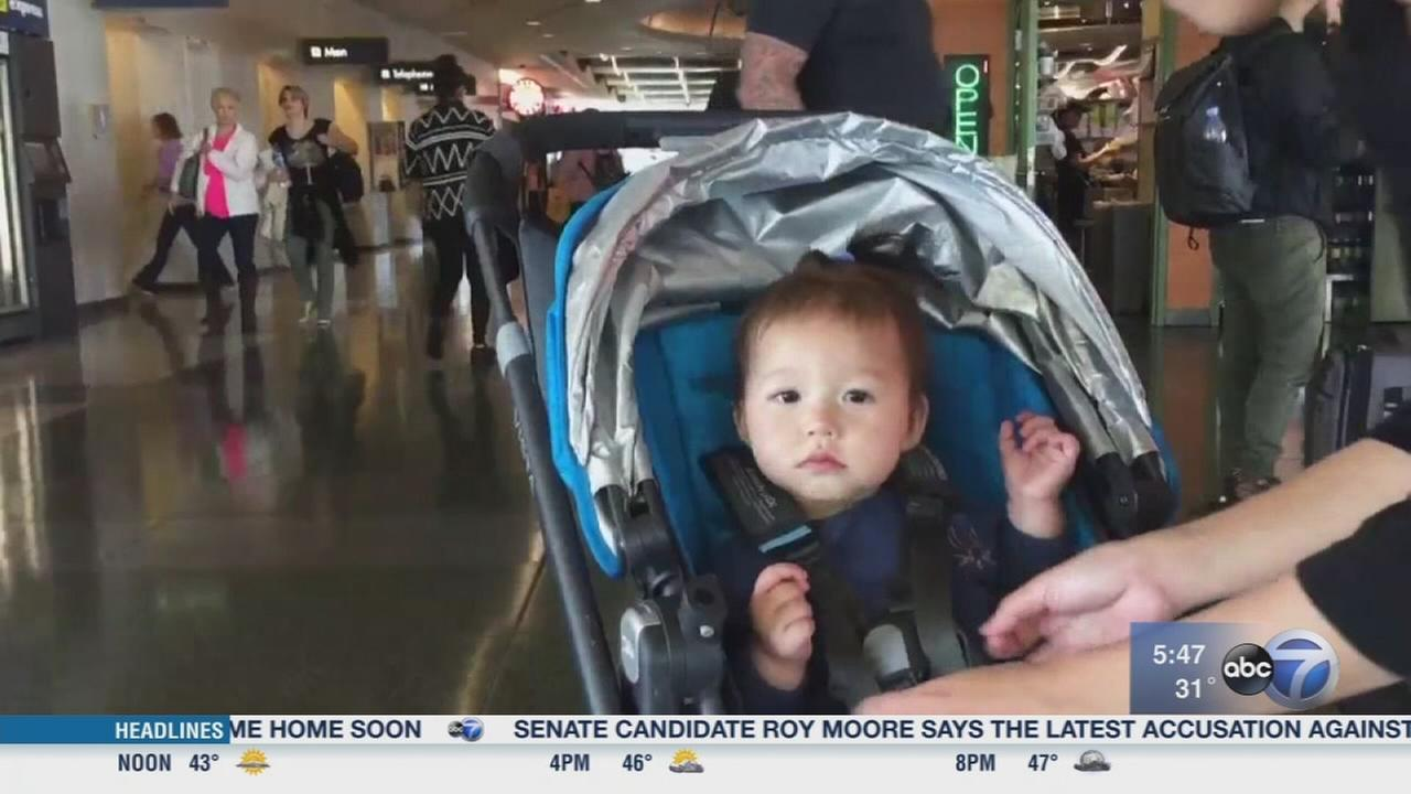 Consumer Reports: Best strollers for easy travel