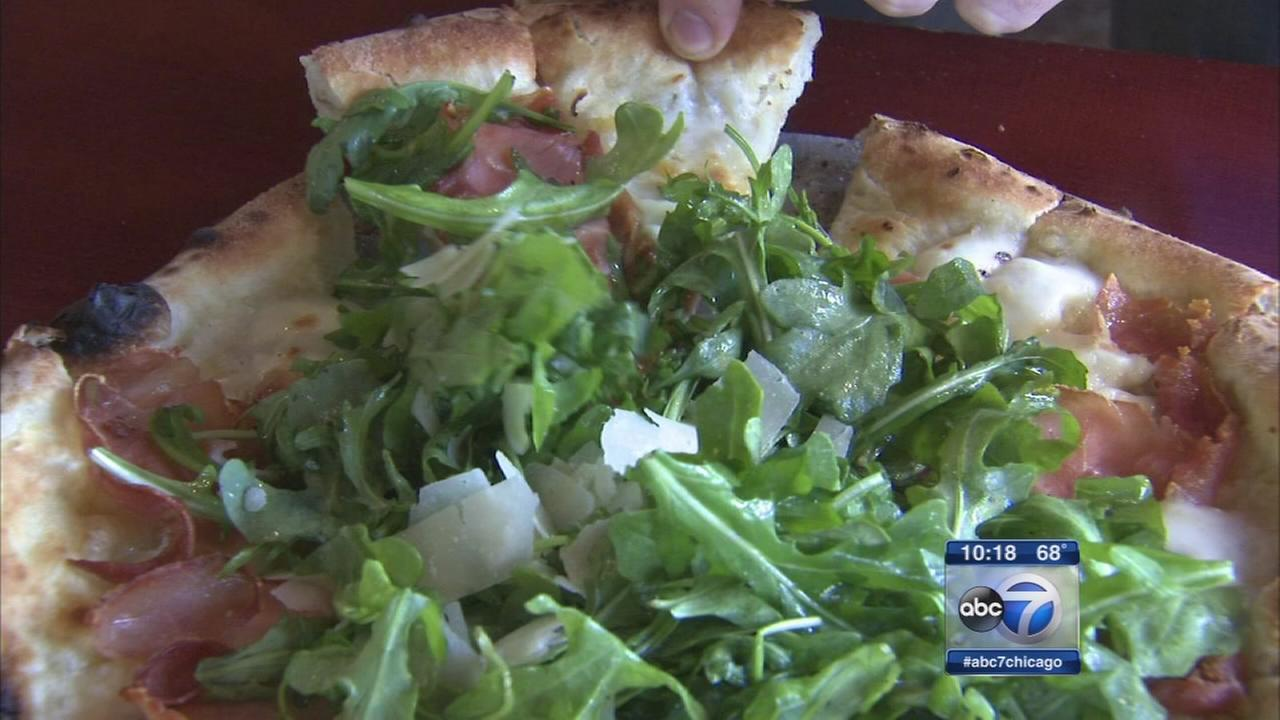 Bricks pizza put wood-burning ovens to good use