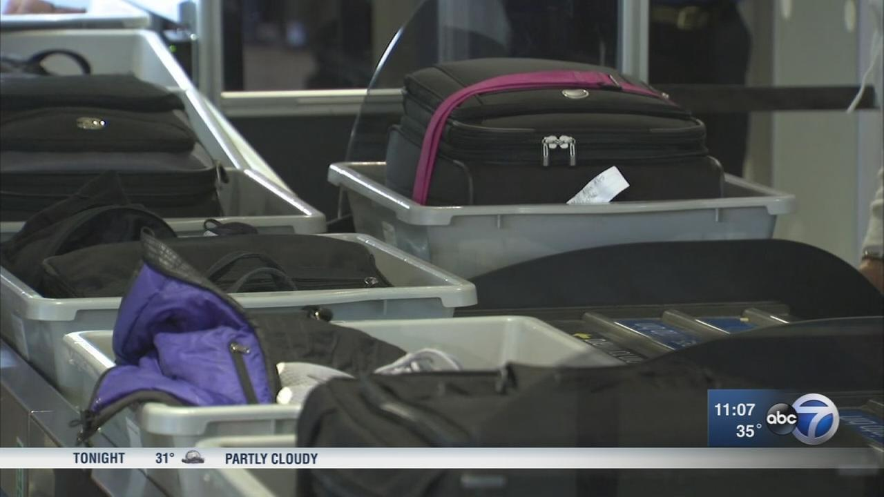 TSA adds automated screening lanes to Midway Airport