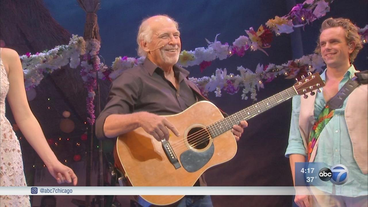 Escape to Margaritaville opens at Oriental Theatre