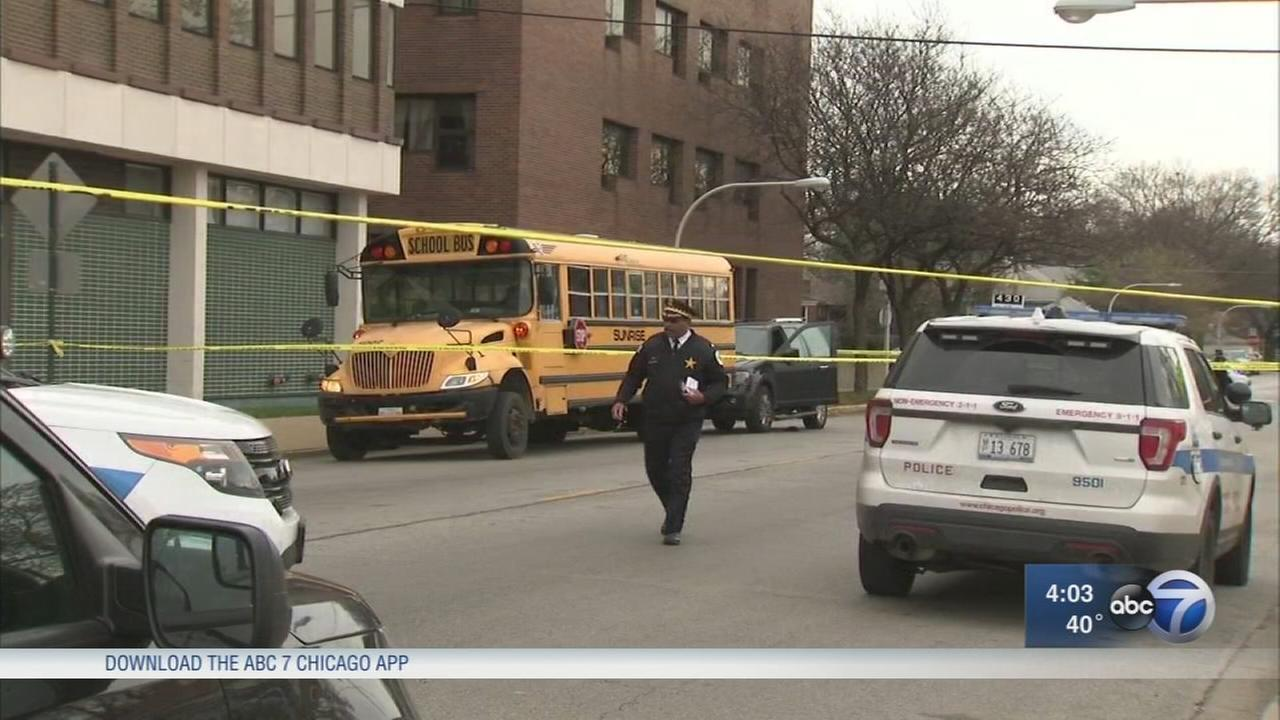 Off-duty CPD officer stabbed in South Shore domestic incident
