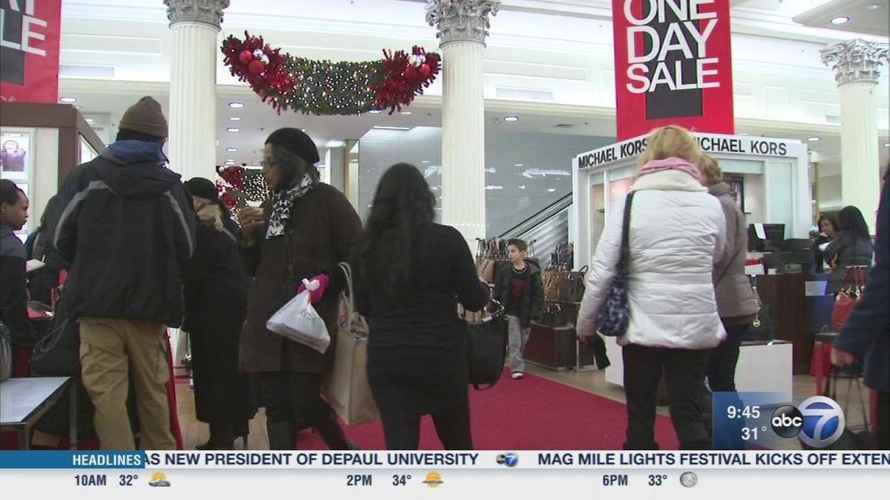 Newsviews: Holiday shopping season